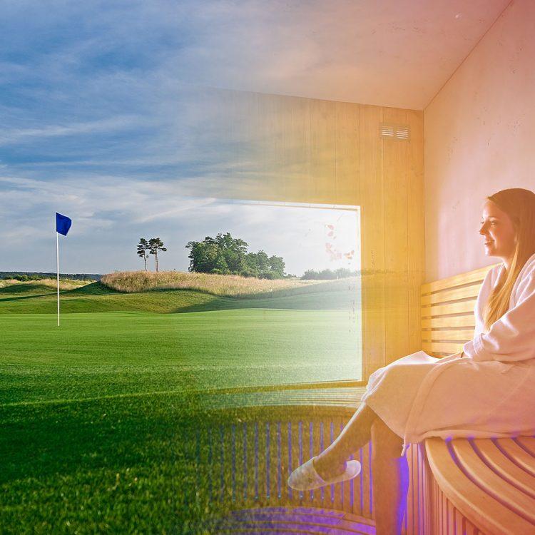 golf et wellness