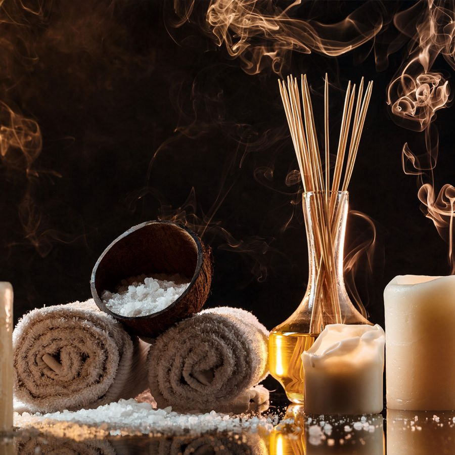 scents of the hammam