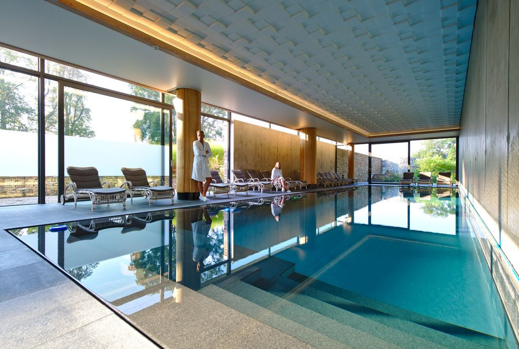 Naxhelet swimming pool